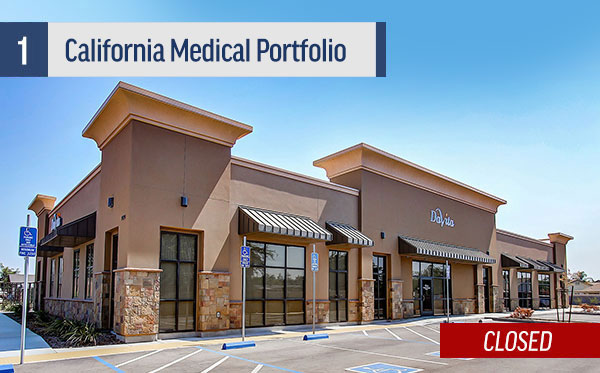 California Medical Portfolio DST