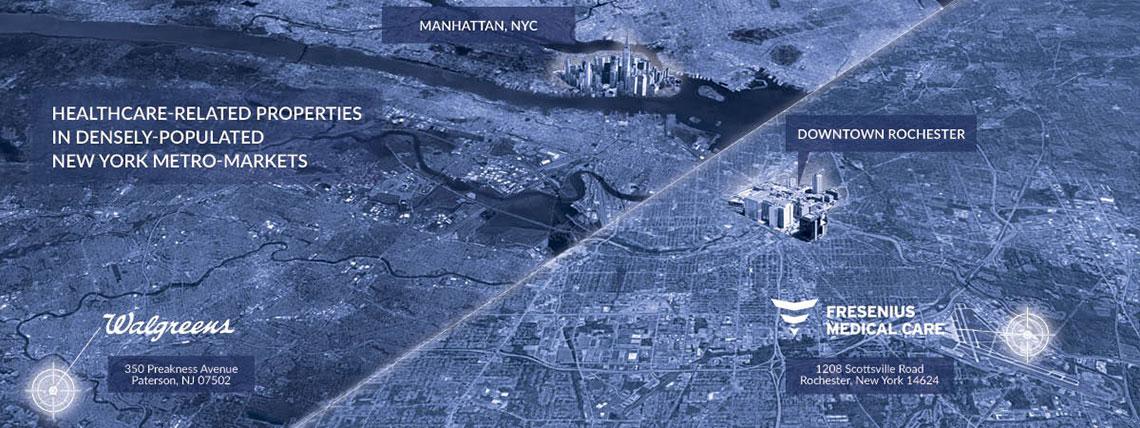 DST - New York Medical Portfolio