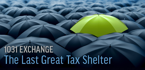 1031 Exchange Tax Shelter