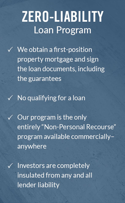 Zero-Liability Loan Program.