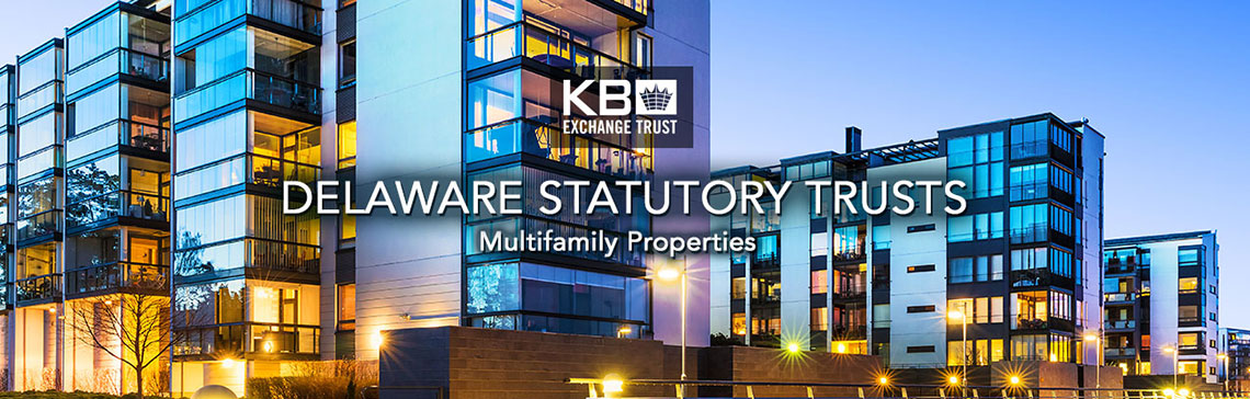 Delaware Statutory Trust DST 1031 - Multifamily Property Investments