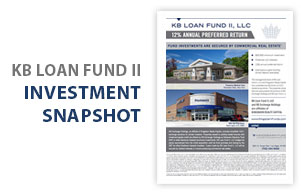 KB Loan Fund II-Investment