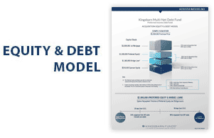 Equity and Debt Model