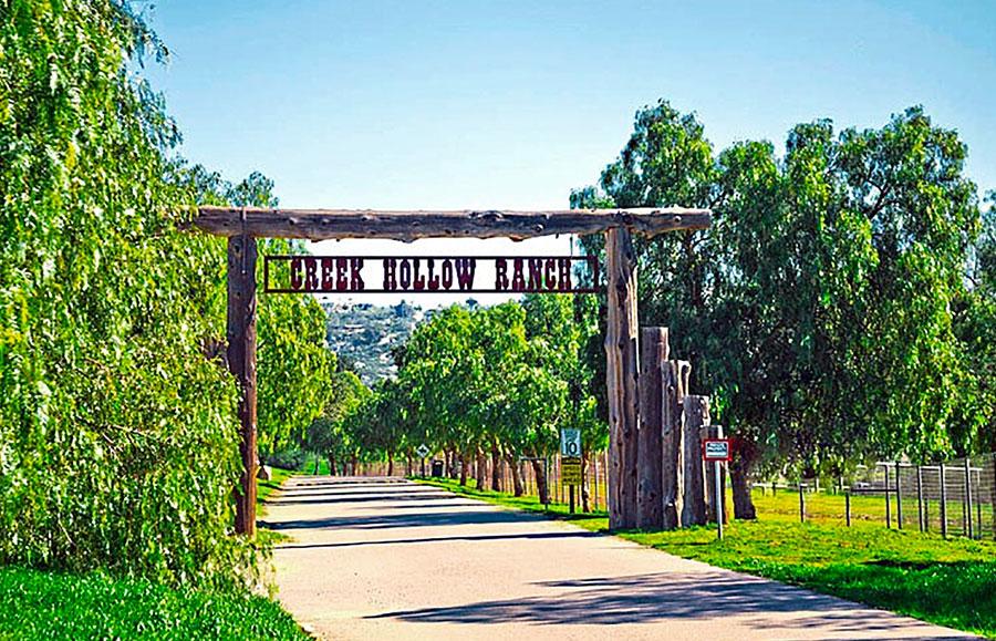 Kingsbarn Acquires 350-Acre Creek Hollow Ranch in Ramona, California