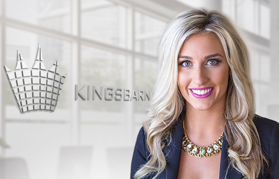 Kingsbarn Real Estate Capital Announces Katelen Weisenberger as Regional Vice President of Central California