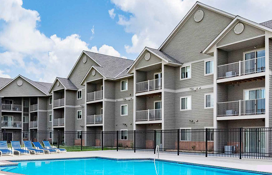 Kingsbarn Realty Capital Purchases a 524-Unit  Apartment Community in Mankato, Minnesota