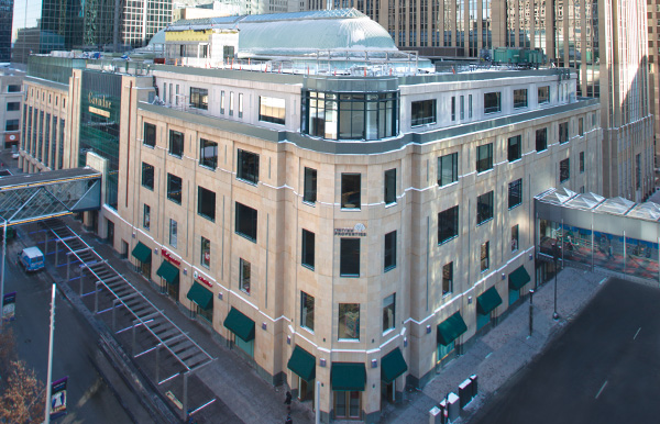 KB Exchange Trust Purchases a Subdivided Portion of Gaviidae Common in Downtown Minneapolis, MN